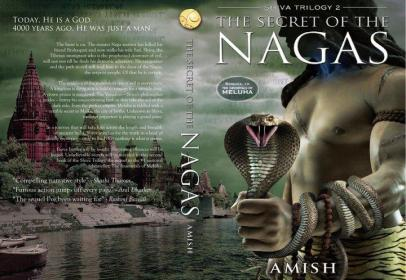 The Secret Of The Nagas - Shiva Trilogy 2